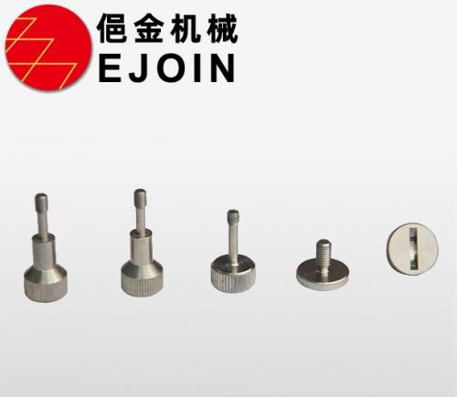 Non-standard screw, slotted screw, CNC machining precision screw