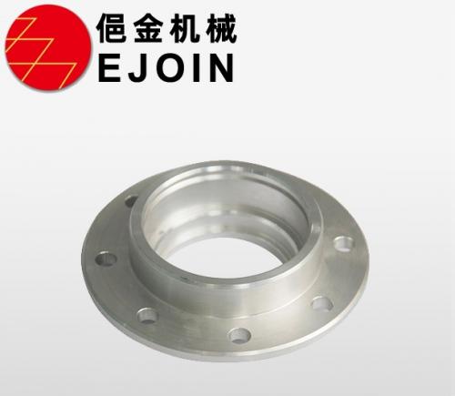 Machining center machining parts