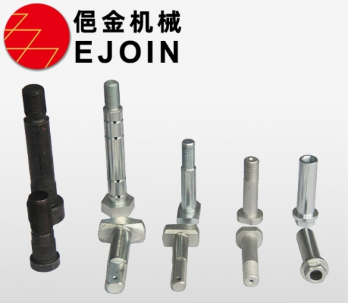 Non - standard screw, cold heading, red processing