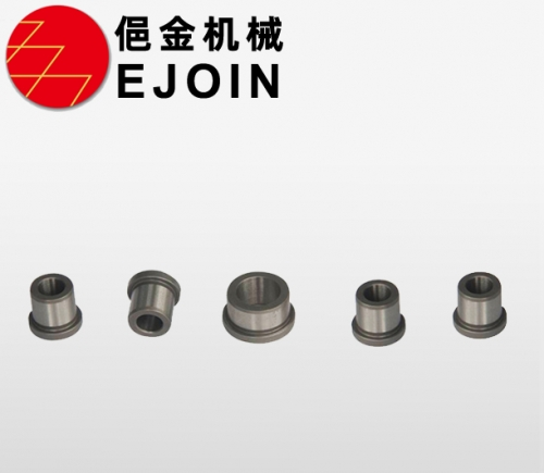 Carbonitriding, outer circular grinding and inner circular grinding, precision shaft sleeve