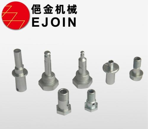 Automobile vacuum pump oil inlet joint, automobile engine pin, automobile oil pipe joint, oil guide nut
