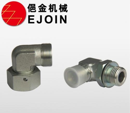 Material 45 steel, Q235, galvanized trivalent chromium surface sandblasting treatment, tubing joint