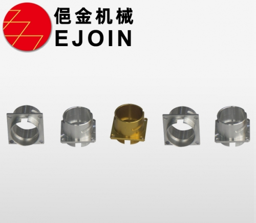 Aviation joint, used for precision mechanical equipment, turning and milling compound machining