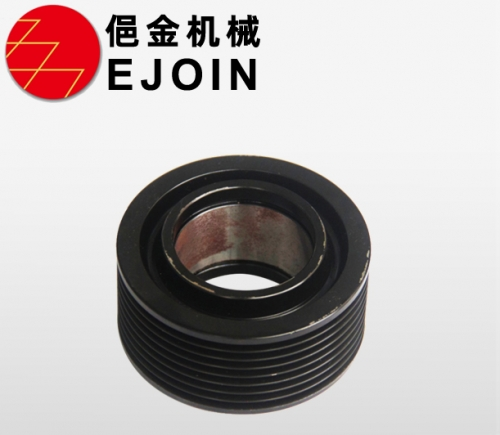 Machining parts, mechanical parts, pulley, CNC machining, machining center machining